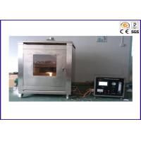 Buy cheap Steel Construction Fire Testing Equipment Fire Resistance Coating Test Furnace ISO 834-1 from wholesalers
