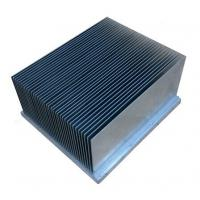 Quality Clear anodized  Aluminum Extrusion Heatsink For Aluminum Radiator for sale