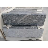 Buy Juparana Black Granite Stone Tiles For Tombstone High Density 2800kg/M3 at wholesale prices