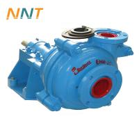 Buy cheap Industrial processing cast iron pump slurry pump with A05 or rubber wet parts from wholesalers