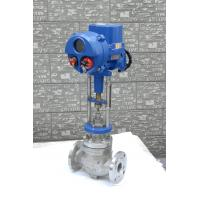 Buy Control Globe Valve Electric Linear Actuators 12v Corrosion Resistance at wholesale prices