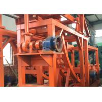 Quality 60mm square steel billet low cost small continuous casting machine for sale
