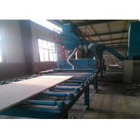 Quality Pass Through Type Automatic Shot Blasting Machine For Stone / Granite for sale