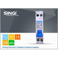 Quality DZ30-32 Singi Household Miniature Circuit Breakers with phase and neutral line for sale