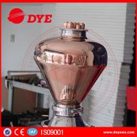 Buy 50L / 100L / 150L / 200L red copper alcohol distilling machine for makong wine at wholesale prices