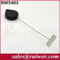 Quality RW5403 Anti Theft Reel   Retractable Steel Wire Cable for sale
