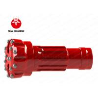Quality High Drilling Speed DTH Hammer Bits Applied Geothermal Exploration Hole for sale