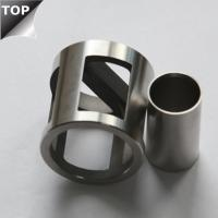 Quality Mirror Polishing Stellite Check Valve Seat Insert , Oil Gear / Gas Pump Spare Parts for sale