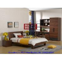 Quality 2016 New Nordic design by Wlalnut Kids Bedroom Furniture in Single bed and Nightstand with Reading Bookcase for sale