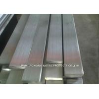 Quality UNS ASTM Duplex 2304 Stainless Steel / Stainless Steel Flat Bars Bright Finish for sale