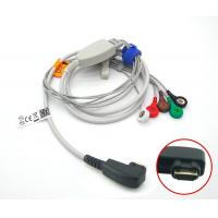 Buy cheap 5 Leads HDMI Patient Cable for DMS300-3A, DMS300-4A Holter, AHA/Snap 19pin from wholesalers