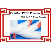 Quality PTFE Fine Powder / RR:500:1 / Paste Extrusion Processing / Tubing for sale