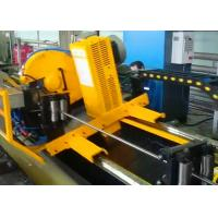 Quality High capacity smooth surface high speed cold cut tube cut flying saw machine for sale