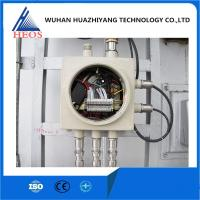 Quality Water Cooling CCTV Camera High Temperature TV Monitoring System With Housing for sale