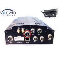 Quality AHD 720P 3G Mobile DVR 4 Channel CCTV SD Card People Counter For School Bus for sale