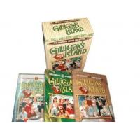 Quality DVD Movie Box Sets Gilligan's Island the Complete series 17DVD DTS Cover for sale
