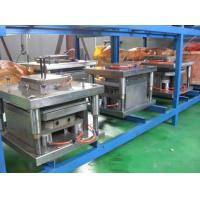Buy 4 Cavity / 6 Cavity Aluminum Foil Container Mould making machine at wholesale prices