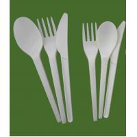 Quality CPLA cutlery/ compostable cutlery/ TPLA cutlery for sale