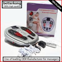Quality low frequency acupuncture foot pulse massager for sale