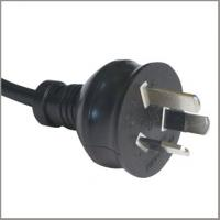 Quality Australian 10Amp Power leads with 3-pin plug, SAA approved power cord cables for sale