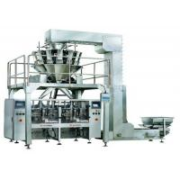 Quality VFFS Vertical Form Fill And Seal Machines , Tea Pouch Packing Machine Full Automatic for sale