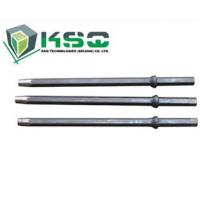 Quality 7° Tapered Drill Rod Drill Extension Rod Black Or Based On Demand for sale