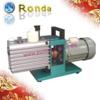 Quality Double Stage Mono-block Sliding Vane Rotary Vacuum Pump for sale