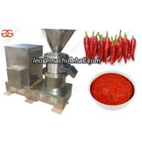 Quality Chili Pepper Butter Grinding Machine|Chili Butter Making Machine|Pepper Paste Grinding Machine For Sale for sale