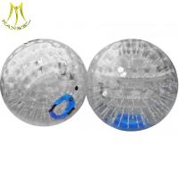 China Hansel   wholesale party rental equipment china giant pvc inflatable water ball on sale