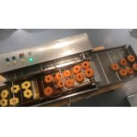 Quality Mini yeast donut frying machine for sale for sale