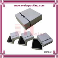 Buy High quality custom A5 paper gift box/Printed custom rigid jewelry paper box ME-TB001 at wholesale prices