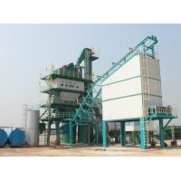 Quality 1.0Mpa Fuel Pump Variable Speed Converter Asphalt Mixer Plant With 1000000 Kcal Boiler for sale