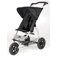 Quality View window sun canopy, large footplate, reclining seat Baby Jogger City Mini Stroller for sale