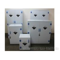 Quality 8 10mm Thickness Chemical Storage Cabinets Polypropylene Hinges For Long Life for sale