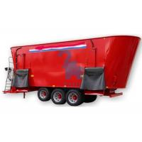Quality ADR Auger Brand Feed Mixer Wagon With Durable Planetary Gearbox for sale