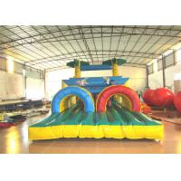 China Classic Inflatable Obstacle Course Inflatable Obstacle Course Outdoor Games on sale