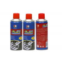 Quality Eco Friendly REACH Anti Rust Lubricant Spray Car Care Product for sale