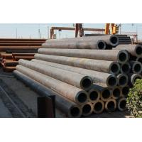 Quality 5.8M / 6M or Customer ASTM A53, BS1387, DIN2244 Tube / Round Welded Steel Pipe for sale