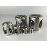 Quality Forged Cobalt Chrome Alloy Valve Seat Inserts , CNC Machining Stellite Valve Cage for sale