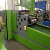 Quality Mitsubishi Motor Paper Rewinder Machine For Cutting Soft Temper Material for sale