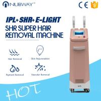 China OEM ODM fda approved beauty products opt ipl shr laser hair removal machine for clinic on sale