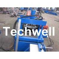 Quality 0.4 - 1.0mm Thickness Metal Steel Stud and Track Roll Former For Dry Wall Steel Roof Truss for sale