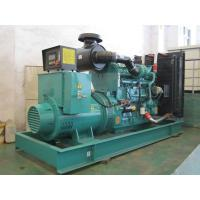 Quality Industrial Cummins Diesel Generator 500KVA Cummins Power 3 Phase 4 Wire for sale
