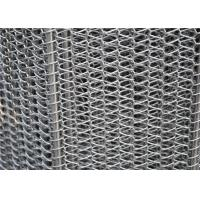 Quality 304 316 316L 430 310 Stainless Steel Wire Mesh Conveyor Belt With Chian Alkali Resistant for sale