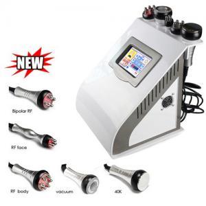 Portable ABS Multipolar RF Ultrasonic Cavitation Body Slimming Instrument