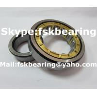 Quality Brass Cage N1005 Cylindrical Roller Bearing Single Row for Mining Machinery for sale