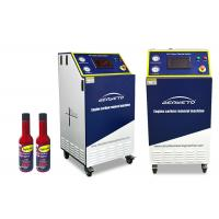 Quality Hydrogen Carbon Clean 220V HHO Engine Carbon Cleaning Machine With Touch Screen for sale