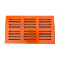 Buy Radiation Resistance PU Sheets , Endurable PU Rain Grate Well Lid at wholesale prices