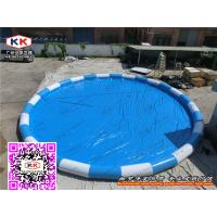 Quality CE Bubble Walking Ball Water Sport Pool , Outdoor Child Swimming Pool for sale