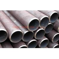 Buy 1/2 Inch - 16 Inch ERW Carbon Steel Pipe For Construction Building , Galvanized Piping at wholesale prices